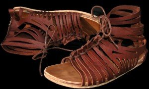 Roman legionary caligae the footware of the Roman army